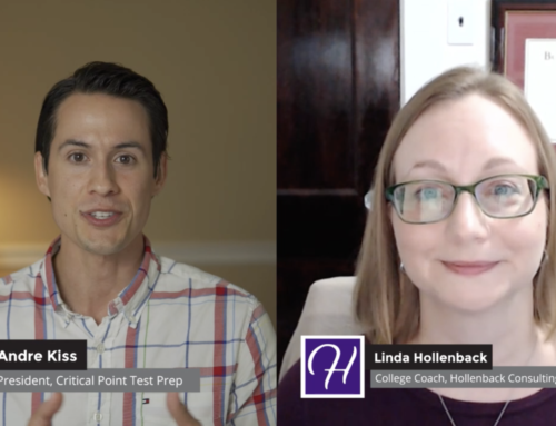 How will COVID-19 affect students applying to college this fall? — Interview with Linda Hollenback