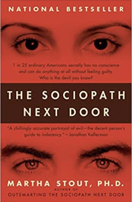 The Sociopath Next Door by Martha Stoud